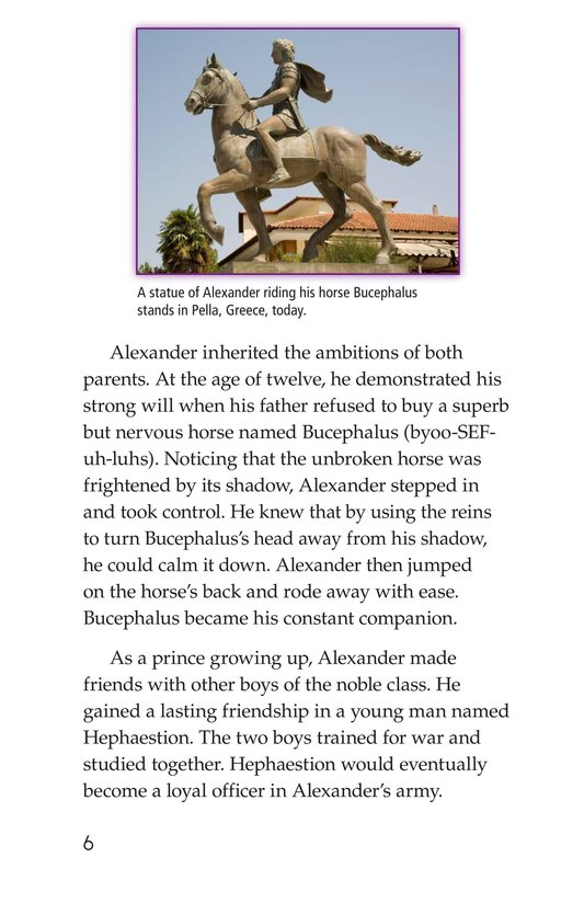 Book Preview For Alexander the Great Page 6