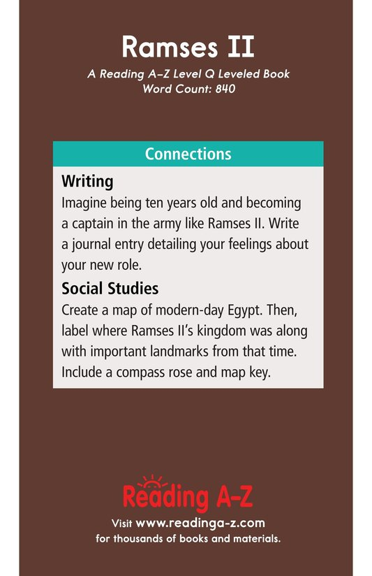 Book Preview For Ramses II Page 17