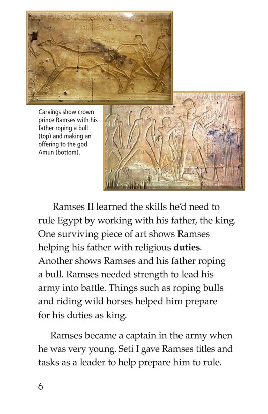 Book Preview For Ramses II Page 6