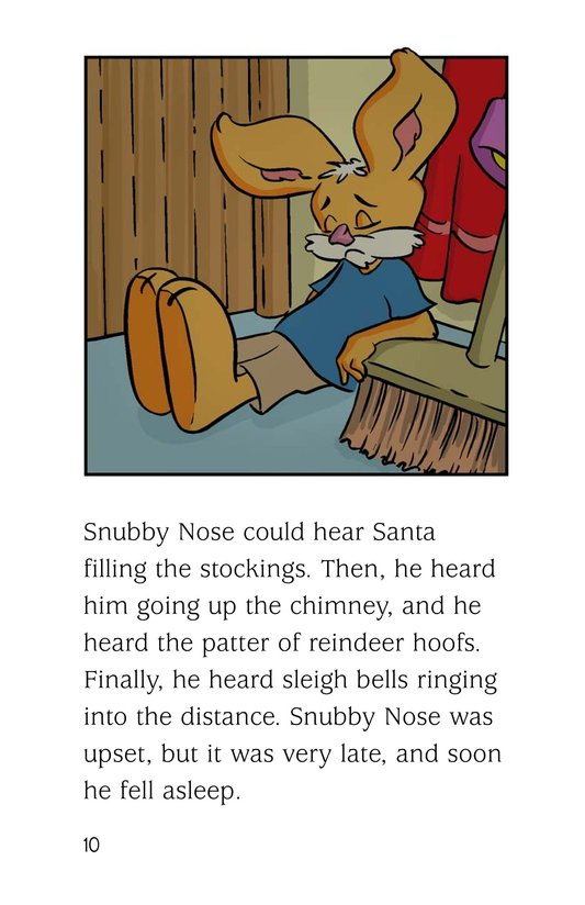 Book Preview For Catching Santa Page 10