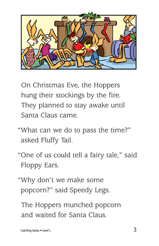 Book Preview For Catching Santa Page 3