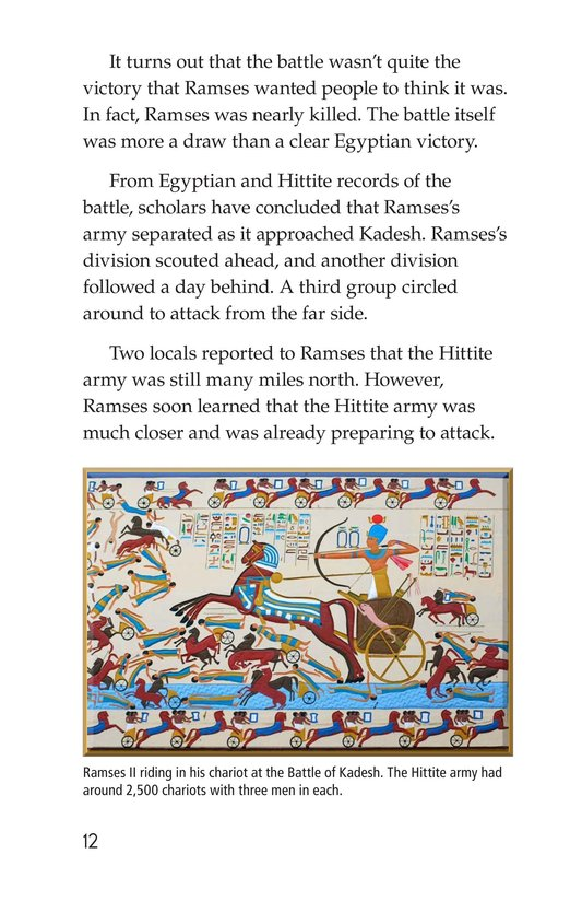 Book Preview For Ramses II Page 12