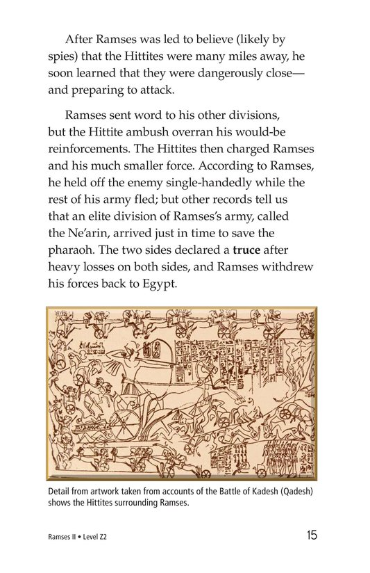 Book Preview For Ramses II Page 15