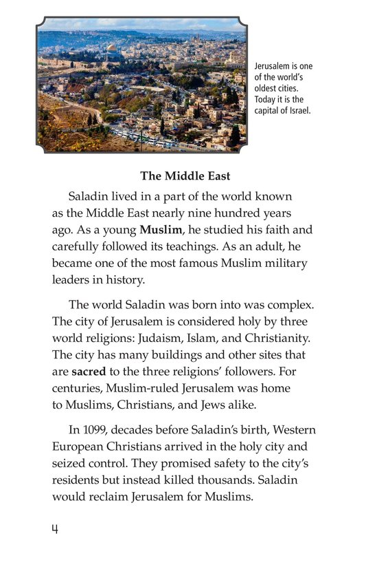 Book Preview For Saladin Page 4