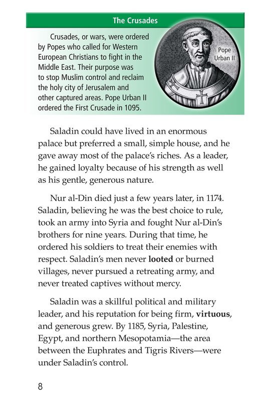 Book Preview For Saladin Page 8