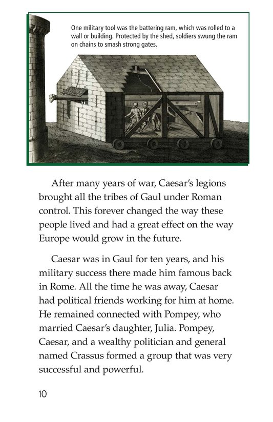 Book Preview For Julius Caesar Page 10