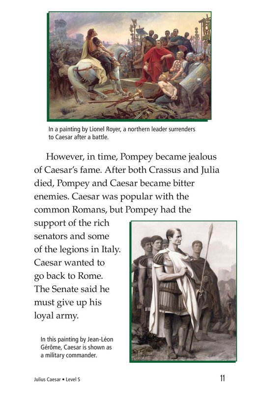 Book Preview For Julius Caesar Page 11