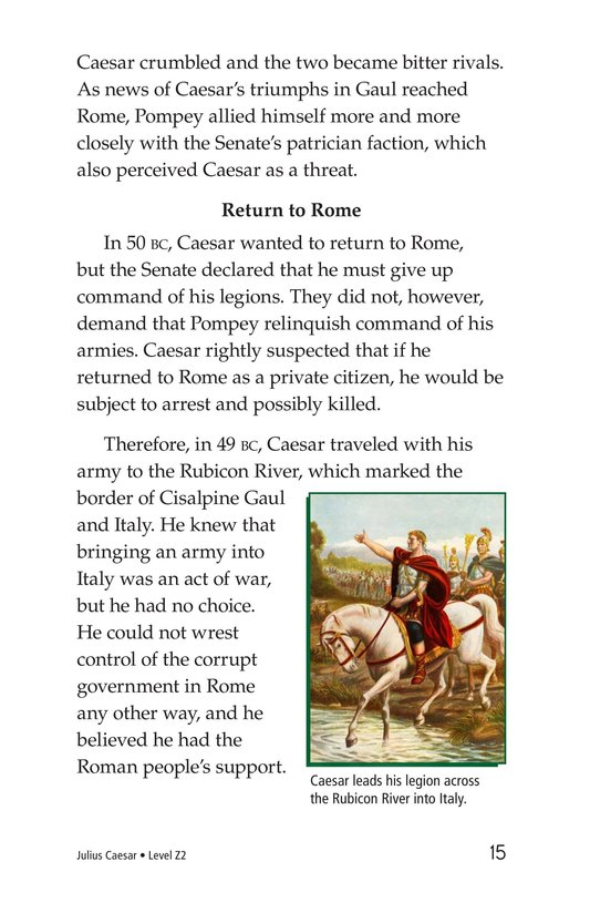 Book Preview For Julius Caesar Page 15