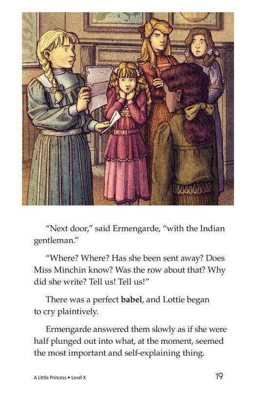 Book Preview For A Little Princess (Part 21) Page 19