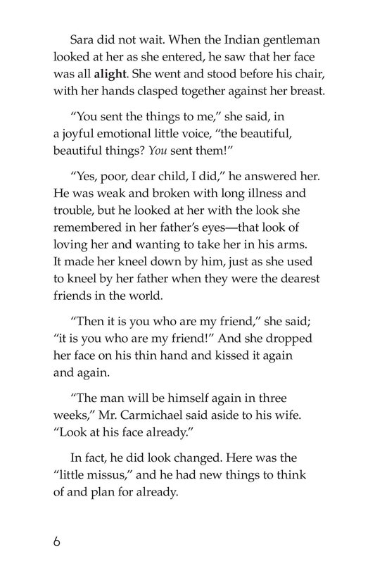 Book Preview For A Little Princess (Part 21) Page 6