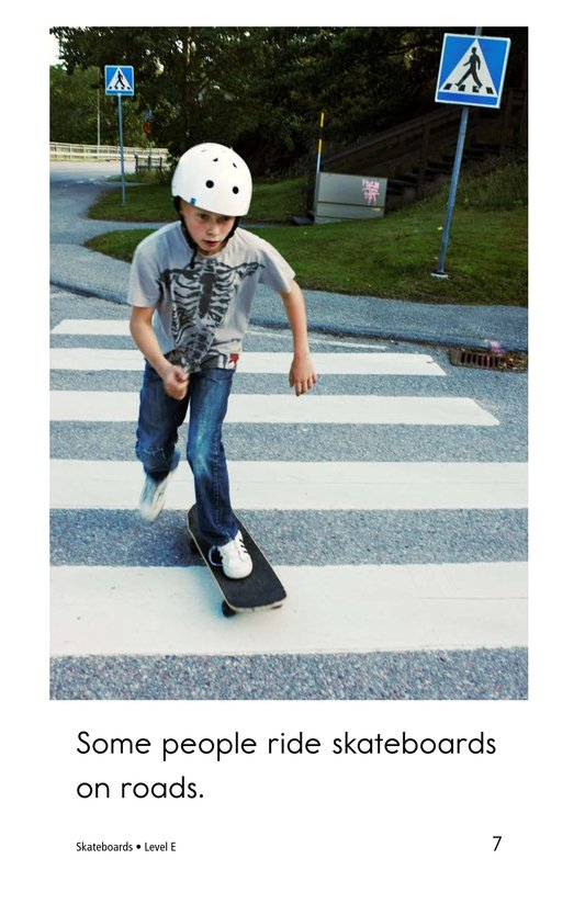 Book Preview For Skateboards Page 7