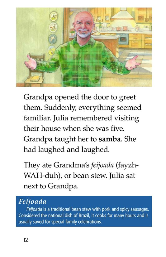 Book Preview For A Trip to Rio Page 12