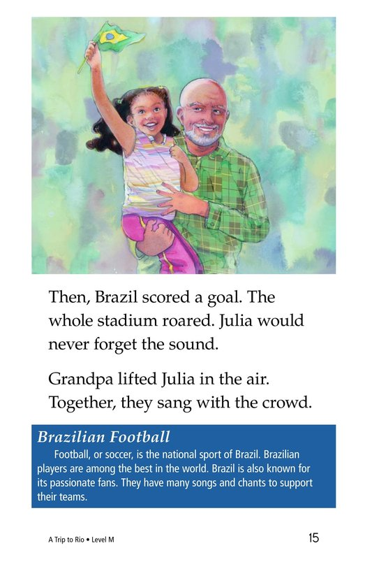 Book Preview For A Trip to Rio Page 15