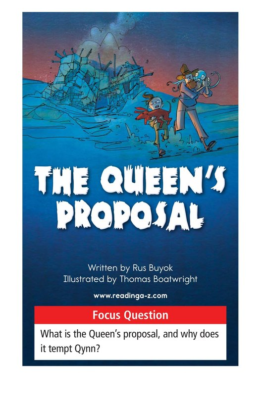 Book Preview For The Queen's Proposal Page 1