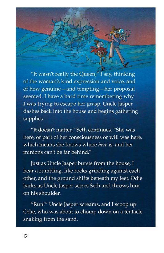 Book Preview For The Queen's Proposal Page 12