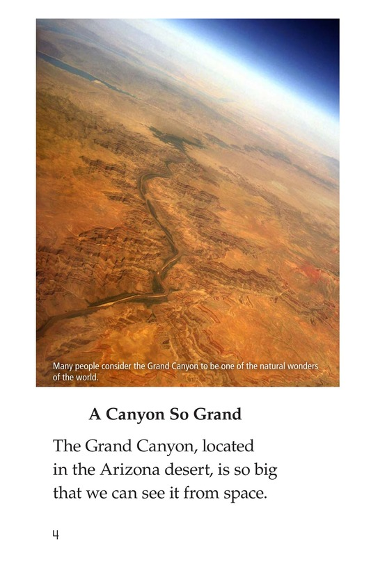 Book Preview For The Grand Canyon Page 4