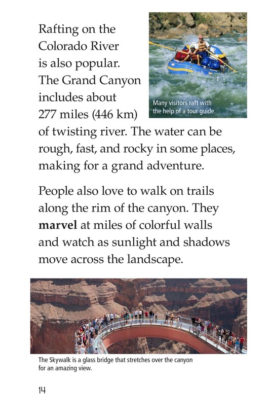 Book Preview For The Grand Canyon Page 14