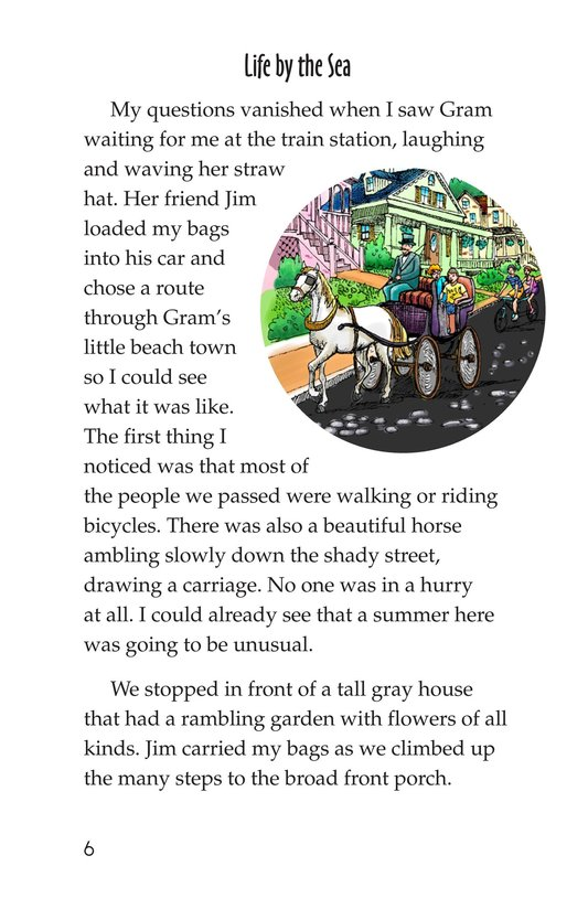 Book Preview For Horseshoes Aren't Just for Good Luck Page 6