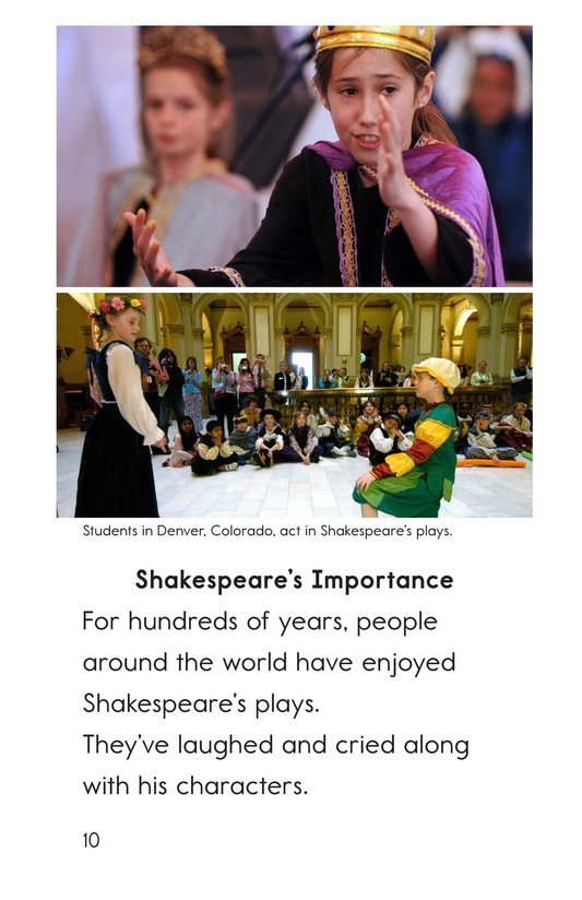 Book Preview For William Shakespeare Page 10