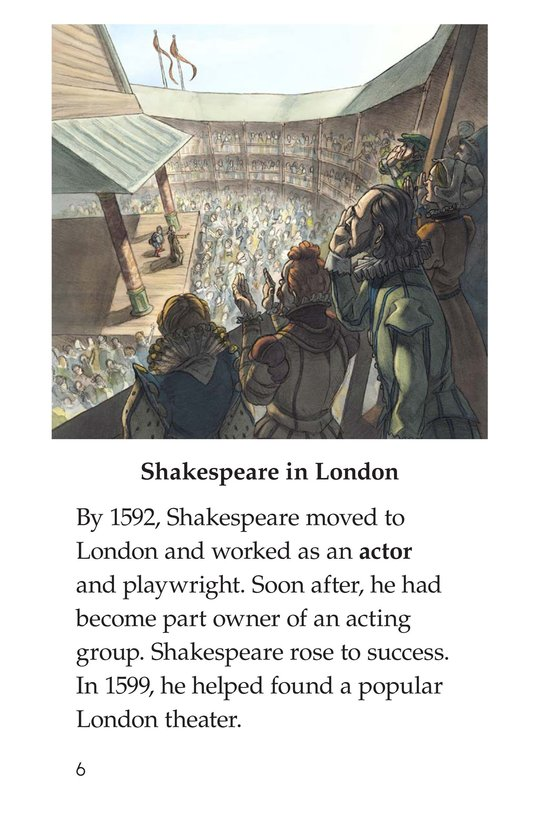 Book Preview For William Shakespeare Page 6