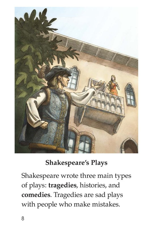 Book Preview For William Shakespeare Page 8