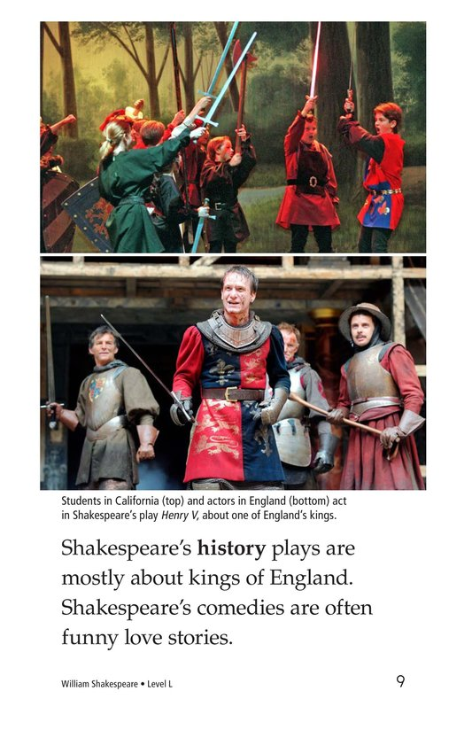 Book Preview For William Shakespeare Page 9