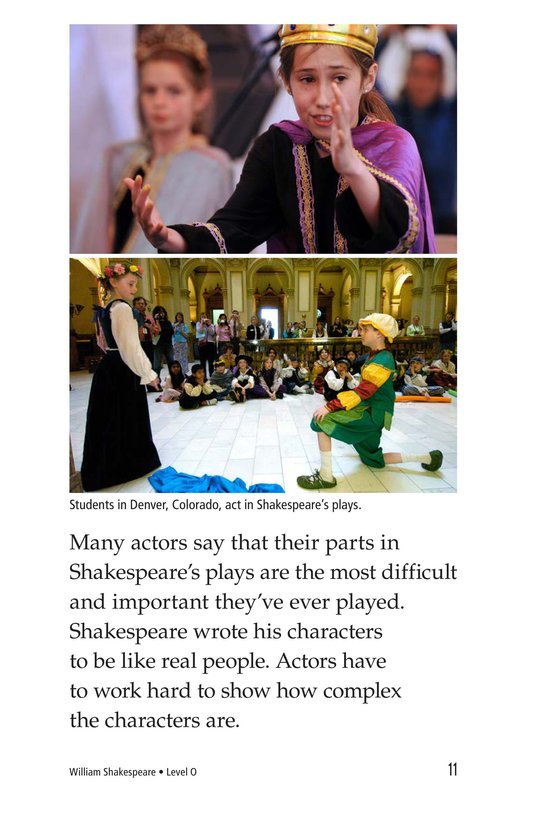 Book Preview For William Shakespeare Page 11