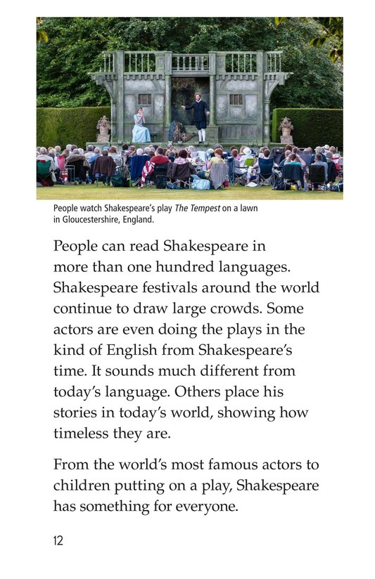 Book Preview For William Shakespeare Page 12
