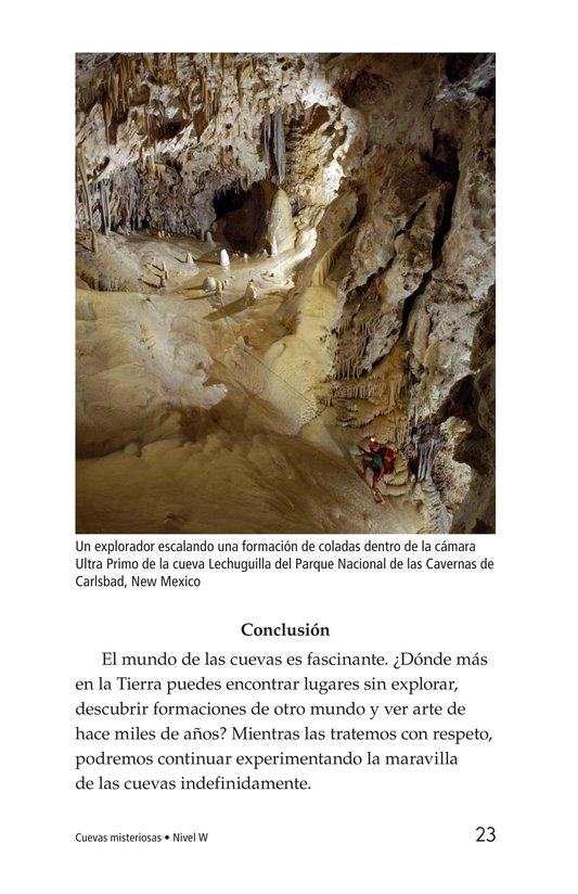 Book Preview For Mysterious Caves Page 23