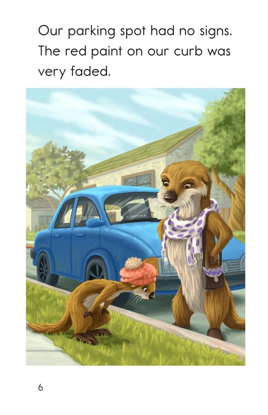 Book Preview For The Parking Ticket Page 6