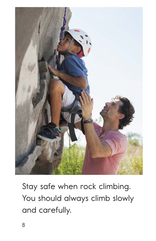 Book Preview For Rock Climbing Page 8