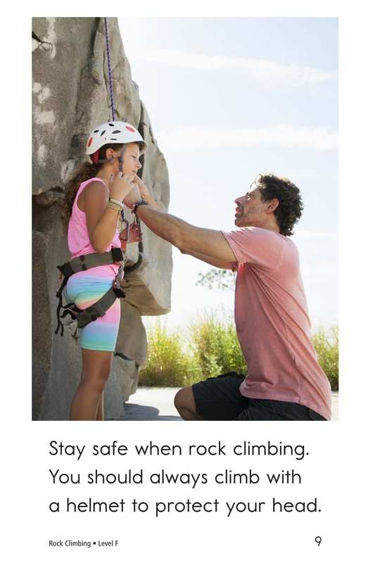 Book Preview For Rock Climbing Page 9