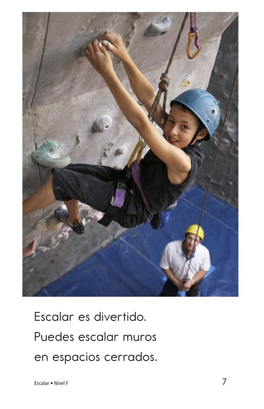 Book Preview For Rock Climbing Page 7