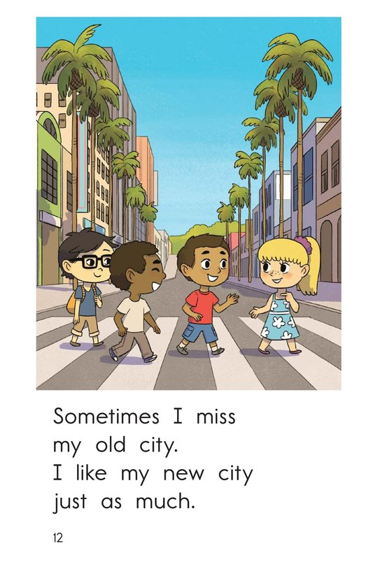 Book Preview For My New City Page 12