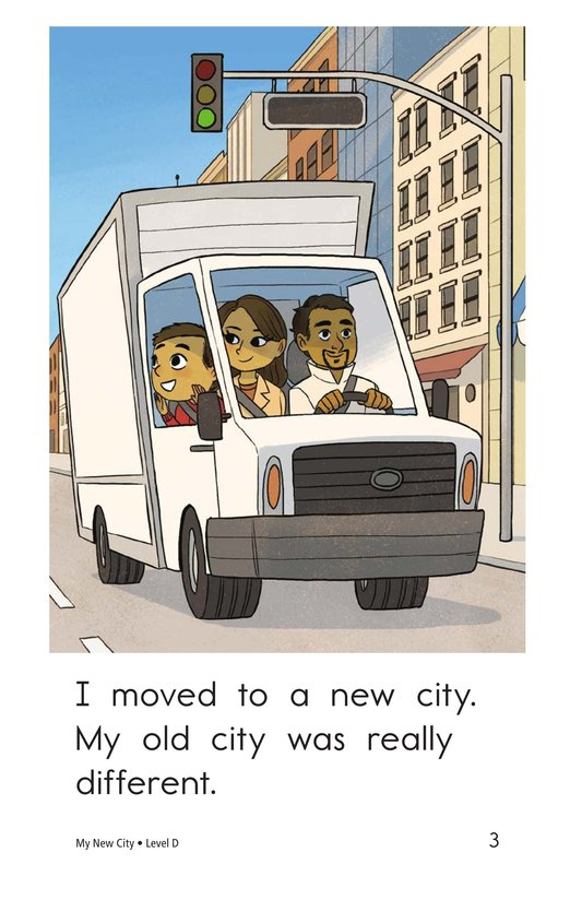 Book Preview For My New City Page 3