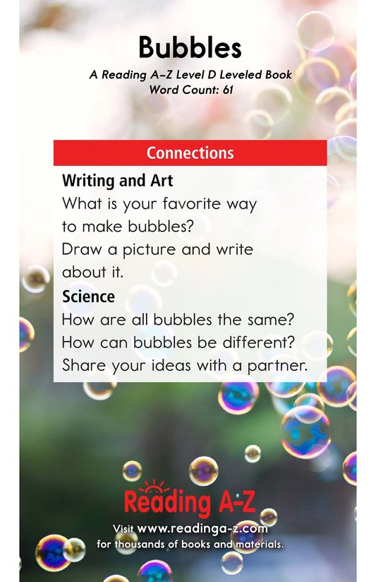 Book Preview For Bubbles Page 13