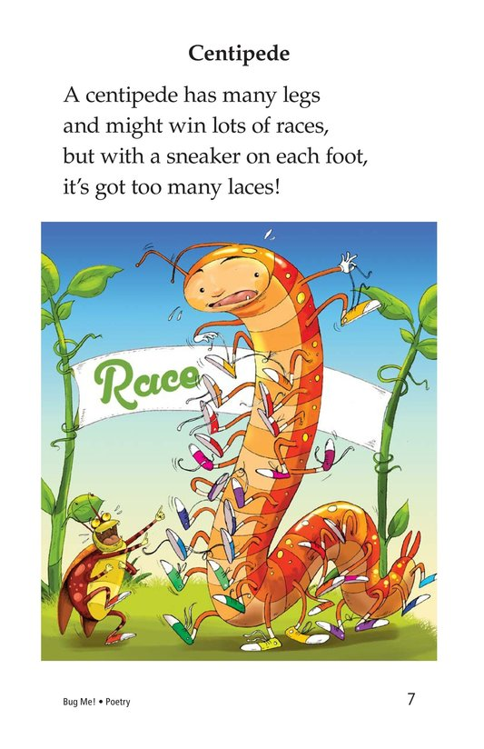 Book Preview For Bug Me! Page 7
