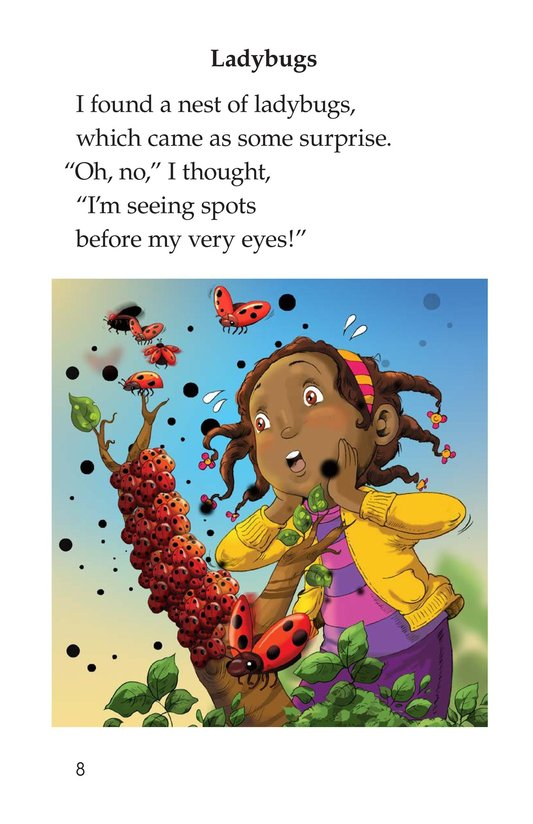 Book Preview For Bug Me! Page 8