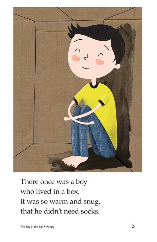Book Preview For The Boy in the Box Page 3