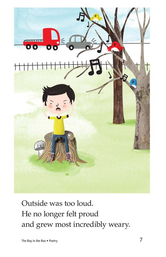 Book Preview For The Boy in the Box Page 7