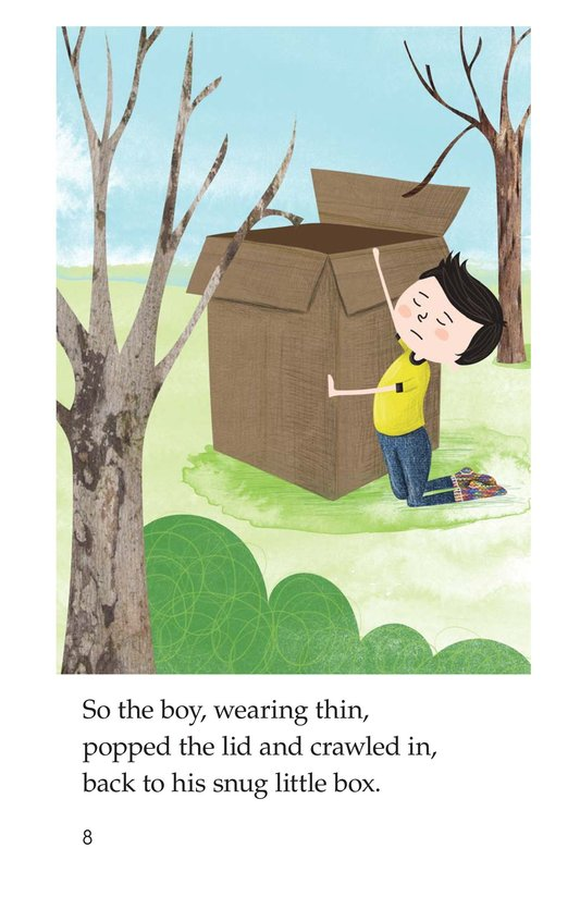 Book Preview For The Boy in the Box Page 8