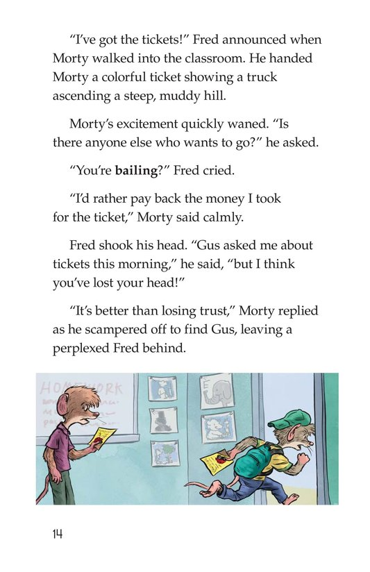 Book Preview For Morty and the Monster Truck Madness Page 14
