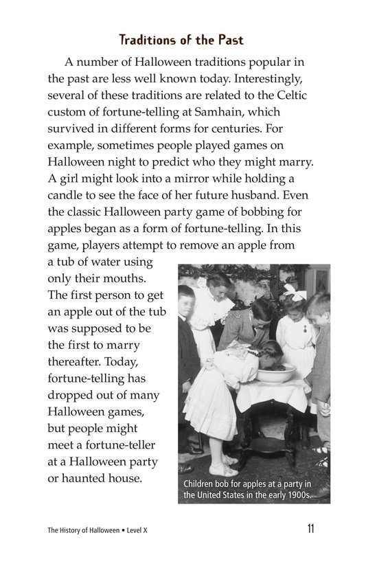 Book Preview For The History of Halloween Page 11