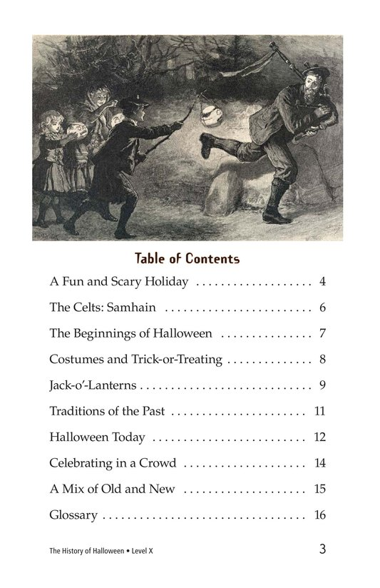 Book Preview For The History of Halloween Page 3