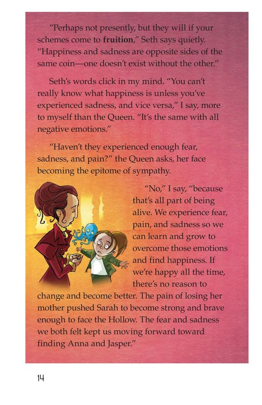 Book Preview For The Queen's Loss (Part I) Page 14