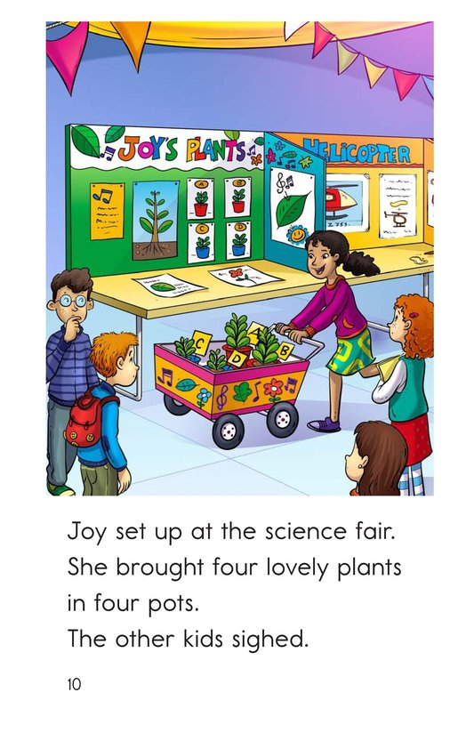 Book Preview For Science Fair Page 10