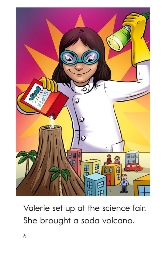 Book Preview For Science Fair Page 6