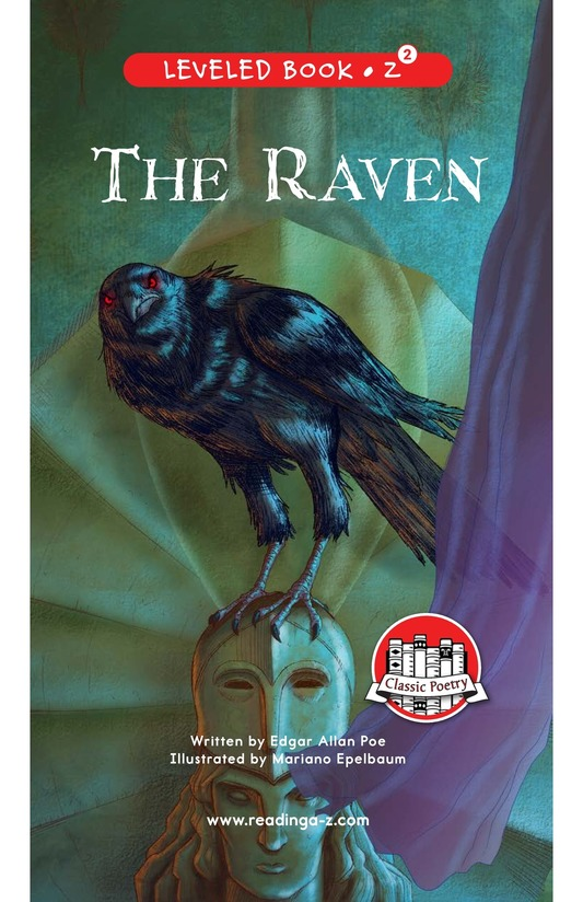 Book Preview For The Raven Page 0