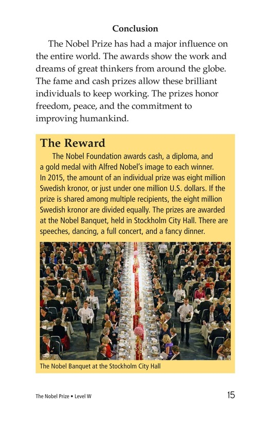 Book Preview For The Nobel Prize Page 15