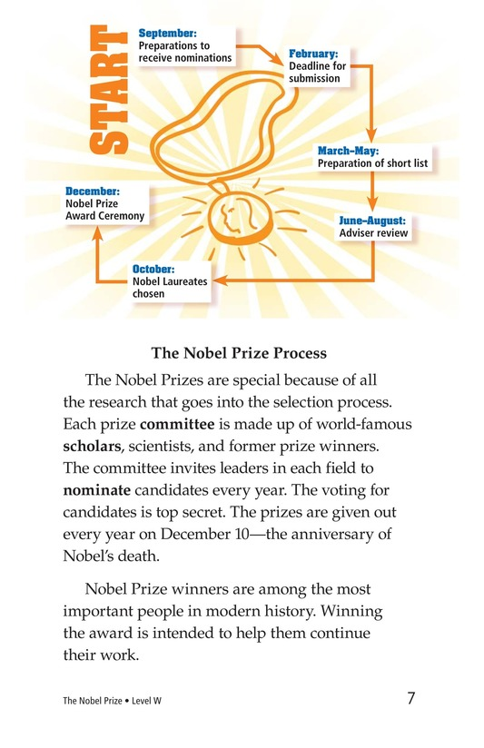 Book Preview For The Nobel Prize Page 7